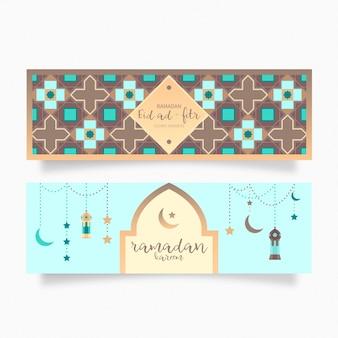 Ramadan Banners