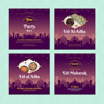 Ramadan instagram posts collection