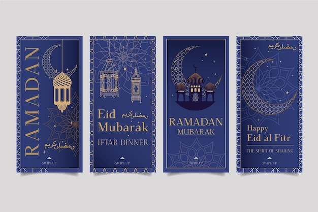 Ramadan instagram stories collection