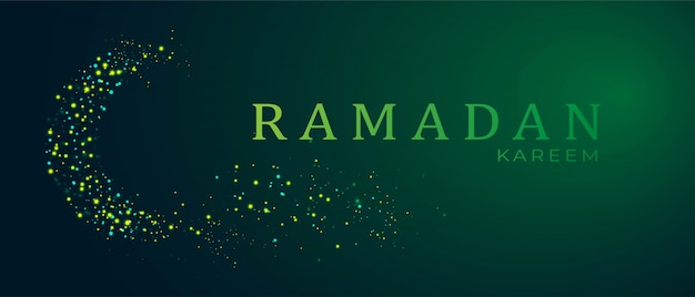 Ramadan kareem background with space for text
