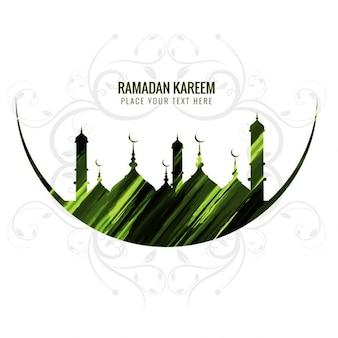 Sfondo kareem ramadan