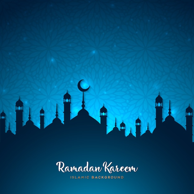 picture about Ramadan Cards Printable known as Ramadan Kareem Vectors, Images and PSD documents Free of charge Obtain