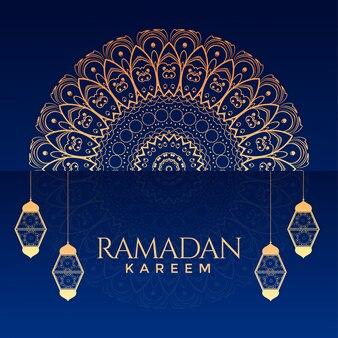 Рамадан Карим декоративно-декоративный фон