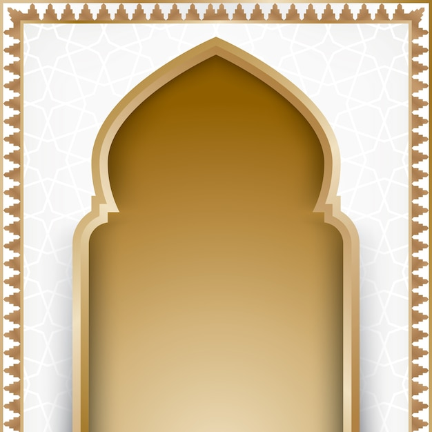 Ramadan kareem with arch door background & Arabic Door Vectors Photos and PSD files | Free Download