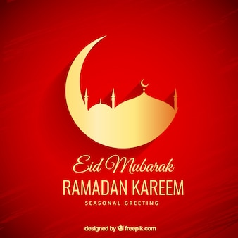 Ramadan kareen, seasonal greeting