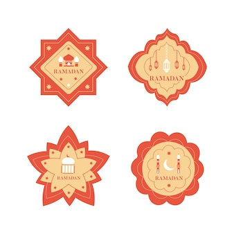 Ramadan label collection
