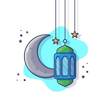 Рамадан фонарь лампа