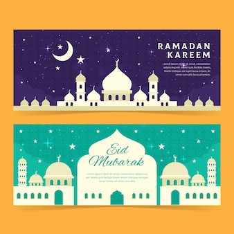 Ramadan theme for banner collection