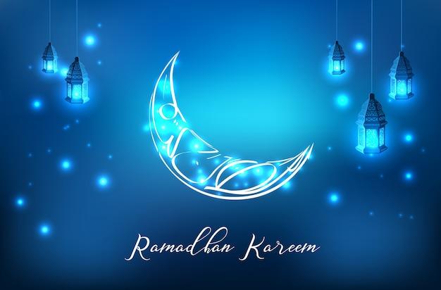 Ramadhan kareem挨拶テンプレート