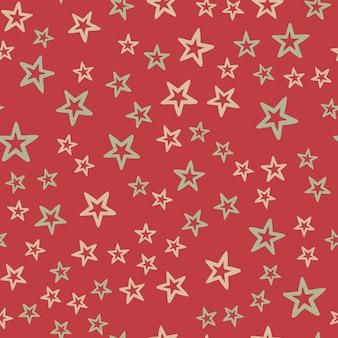 Случайные красочные звезды узор, абстрактный фон. элегантный и роскошный стиль иллюстрации