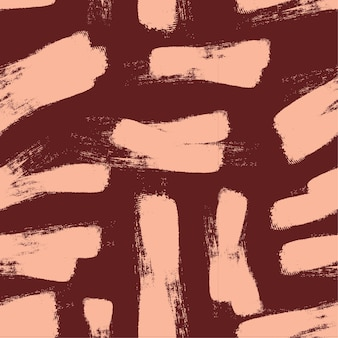 Random lines of brush strokes pattern template