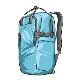 Ransel travel bag adventure backpack