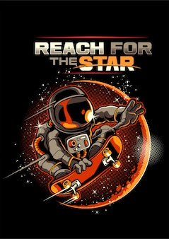 Reach for the star