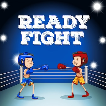 Read to fight design