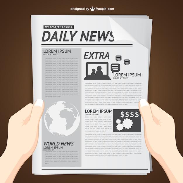 newspaper vectors photos and psd files free download rh freepik com newspaper victorville ca newspaper victorville
