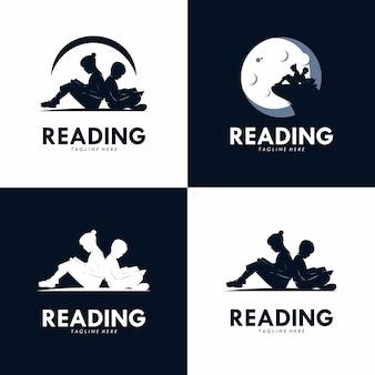 Чтение дизайнов логотипов, дизайн логотипа kids reaching dreams