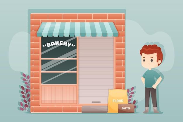 Pronto a riaprire il negozio con nuovi prodotti disponibili