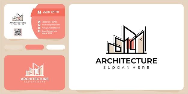 Недвижимость, разработка логотипа дома, строительство здания, строения, архитектуры, застройки. дизайн логотипа архитектуры