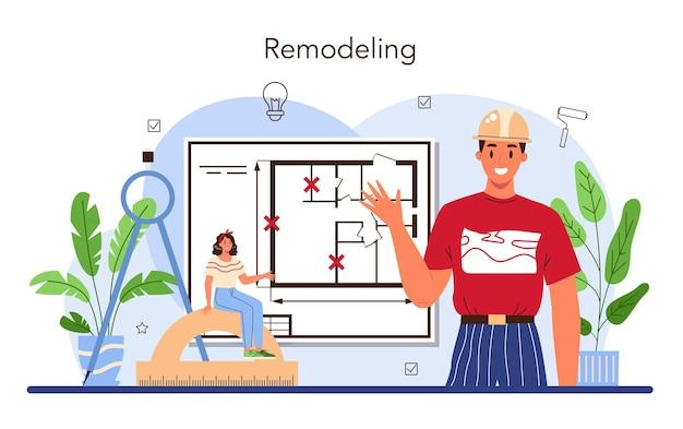 Реконструкция или перепланировка дома в сфере недвижимости после покупки