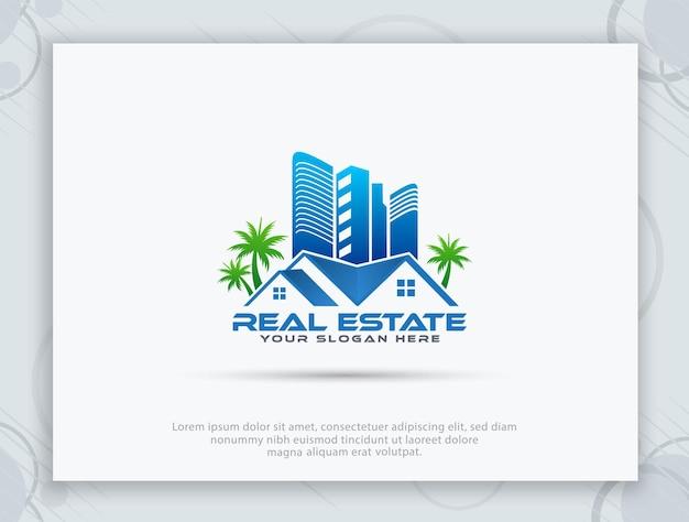 부동산 로고 디자인