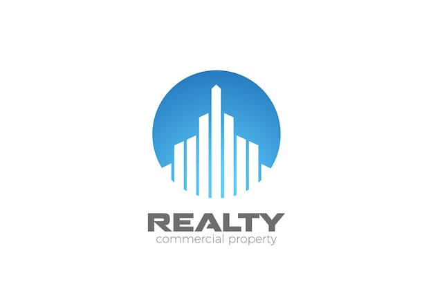 Real estate logo icon.