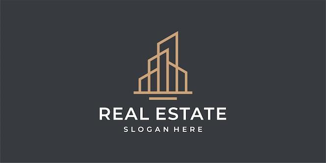 Illustraction del logo immobiliare