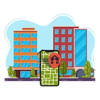 Концепция поиска недвижимости