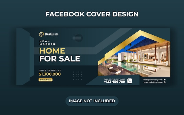 Баннер в социальных сетях по недвижимости