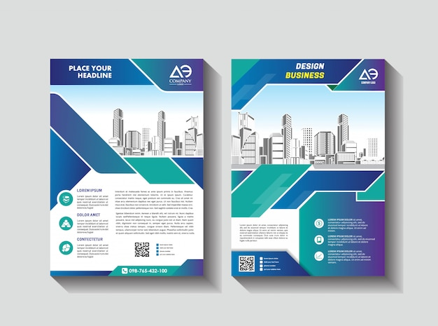 Real state business annual report