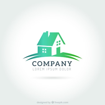 Real state company logo