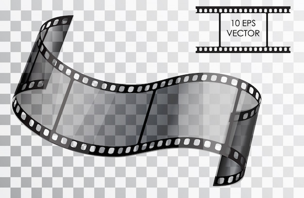Realistic 3d film.
