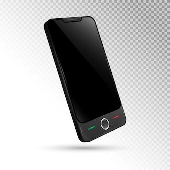 Реалистичный 3d-смартфон