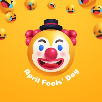 Realistic april fools' day