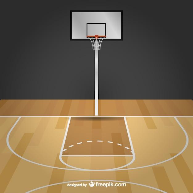 basketball court vectors photos and psd files free download rh freepik com basketball court vector logo basketball court vector drawing