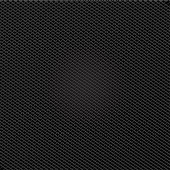 リアルなブラックカーボン豪華な繊維の背景