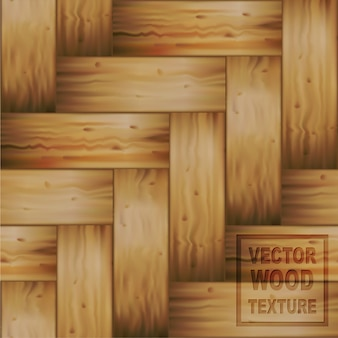 Realistic braided wooden wiker texture