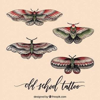 4bcad6a47e94c Butterfly Tattoo Vectors, Photos and PSD files | Free Download
