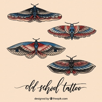 4f602a990 Butterfly Tattoo Vectors, Photos and PSD files | Free Download