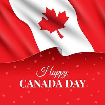 현실적인 캐나다의 날 개념