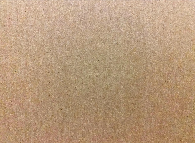 Realistic cardboard beige stained texture