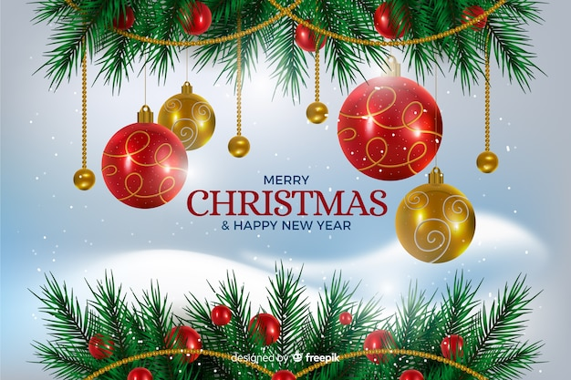 Christmas Background Vectors, Photos and PSD files