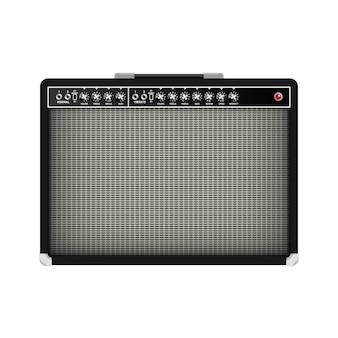 Realistic classic guitar amplifier
