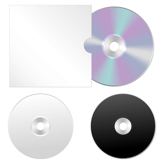 Realistic compact disc