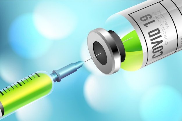 現実的なコロナウイルスワクチンの背景
