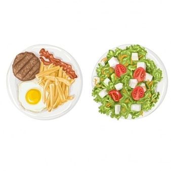 Realistic food