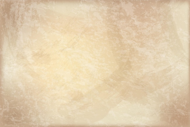 Realistic grain paper texture with blank space