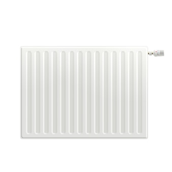 Realistic heating radiator