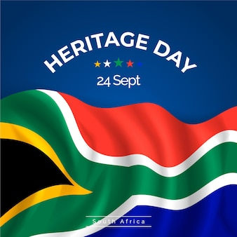 Realistic heritage day event
