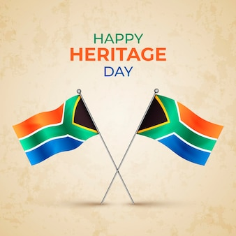 Realistic heritage day south africa