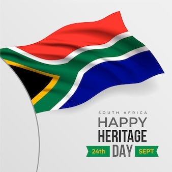 Realistic heritage day